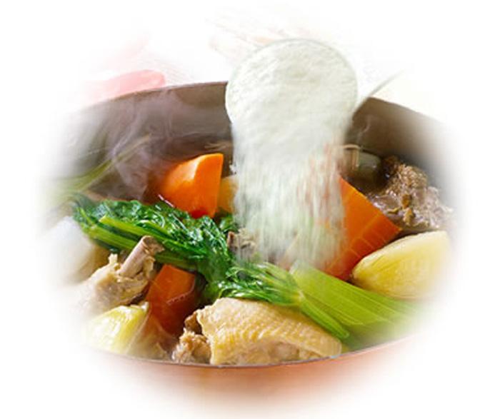 水溶性食物繊維で便秘を解消。ポリデキストロース