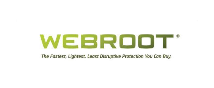 セキュリティソフトのWebroot(ウェブルート)