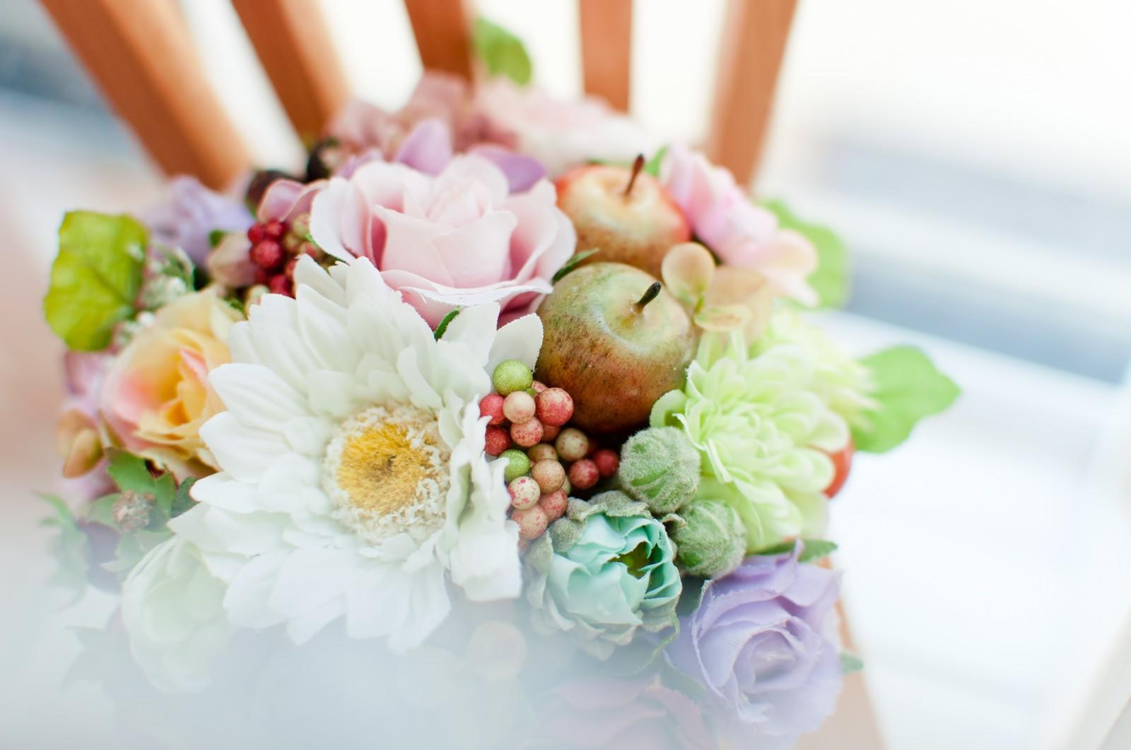 贈り物にはお花を。四季を感じる心豊かな生活と花のある素晴らしさを実感